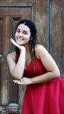 Happy Female Teen Stock Image