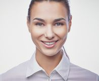 Happy female Stock Photography