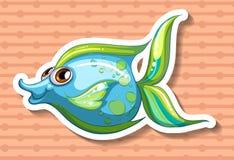 Happy fish Royalty Free Stock Photo