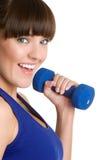 Happy Fitness Girl Royalty Free Stock Photo