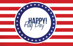 Happy flag day us flag background Stock Photos