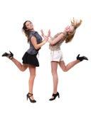 Happy friendship Royalty Free Stock Photos