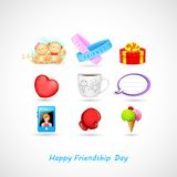 Happy Friendship Day Royalty Free Stock Image