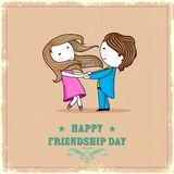 Happy Friendship Day Royalty Free Stock Photography