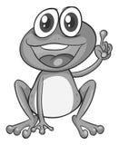 Happy frog Stock Image