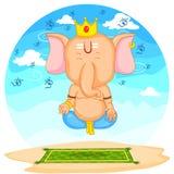 Happy Ganesh Chaturthi Stock Photography
