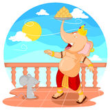 Happy Ganesh Chaturthi Royalty Free Stock Images