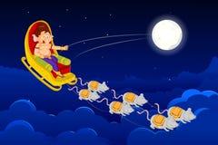 Happy Ganesh Chaturthi Royalty Free Stock Photos