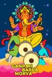 Happy Ganesh Chaturthi Royalty Free Stock Photography