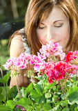 Happy gardening Royalty Free Stock Photos