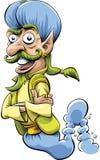 Happy Genie Stock Images