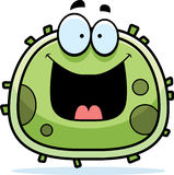 Happy Germ Microbe Stock Photo