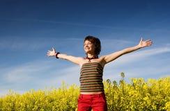 Free Happy Girl Stock Photography - 13389182