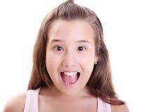 Happy girl Royalty Free Stock Photos