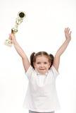 Happy girl Stock Photography