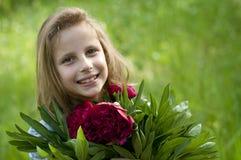 Happy girl. Royalty Free Stock Photos