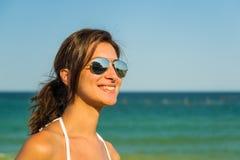 Happy Girl Portrait Stock Photos