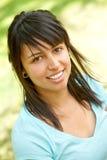 Happy girl portrait Stock Image