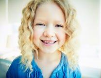Happy girl Stock Image