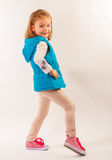 Happy girl posing Stock Photo