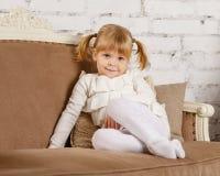 Happy girl  Stock Photos
