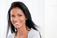 Happy girl smile Royalty Free Stock Image