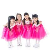 Happy girls Royalty Free Stock Photos