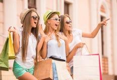 Happy Girls Stock Photo