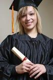Happy Graduate Stock Photography