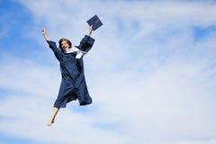 Happy Graduate Stock Images