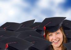 happy graduate Royalty Free Stock Photography