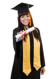 Happy Graduate Royalty Free Stock Photography