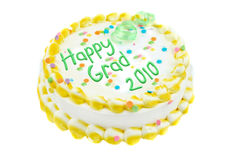 Happy Graduation  cake Royalty Free Stock Photo