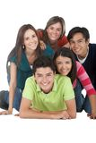 Happy group of people Royalty Free Stock Photo