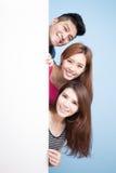 Happy group student stock photos