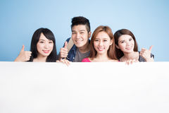 Happy group student Stock Image