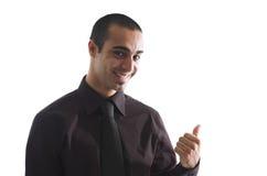 Happy guy Royalty Free Stock Photo
