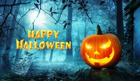 Free Happy Halloween Stock Photo - 101154290