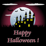 Happy Halloween Royalty Free Stock Photo