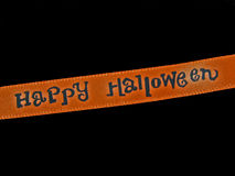 Happy Halloween. Sign royalty free stock photos