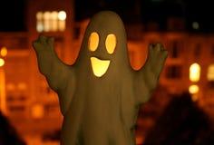 Happy halloween. Really nasty ghost preparing for Halloween stock photos