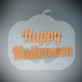Happy halloween abstract background image Stock Image