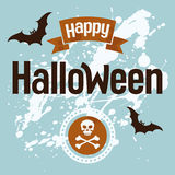 Happy Halloween Royalty Free Stock Image