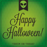 Happy Halloween! Royalty Free Stock Photography