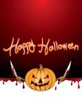 Happy halloween backgound Stock Photos