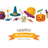 Happy Halloween backgraund Royalty Free Stock Image