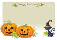 Happy Halloween background2 Royalty Free Stock Photography