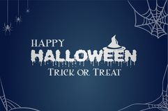 Happy Halloween Background. Banners Wallpaper Stock Images