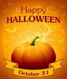 Happy Halloween Background. Royalty Free Stock Image