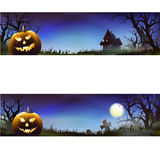 Happy halloween background Royalty Free Stock Photo